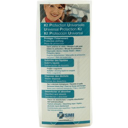 Kit d'urgence UPK pour la protection du personnel navigant | PSA
