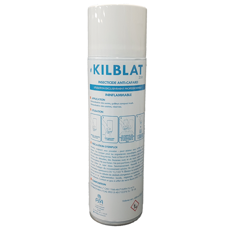 Kilblat insecticides ininflammable contre les insectes rampants | PSA