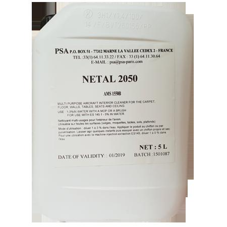 Netal 2050 détergent liquide neutre pour le nettoyage général | PSA