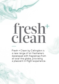 Fresh+Clean Range EU